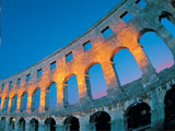 Pula Arena | Croatia Travel